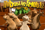 Игровой автомат Ned and his Friends